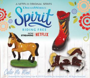 Elk Grove SPIRIT Riding Free