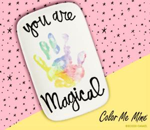 Elk Grove Rainbow Hand-print