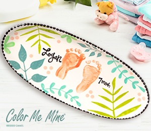 Elk Grove Tropical Baby Tray