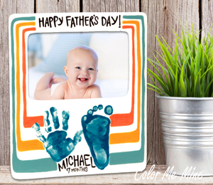 Elk Grove Father's Day Frame
