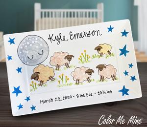 Elk Grove Baby Announcement
