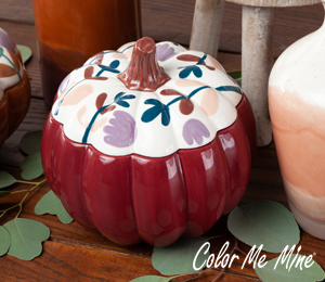 Elk Grove Fall Pumpkin Box