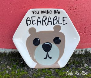 Elk Grove Bearable Plate